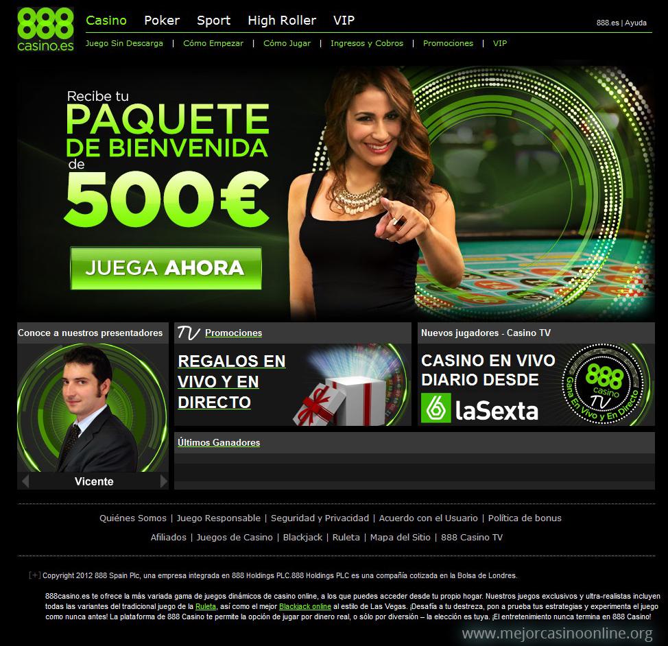 paginas de casino online