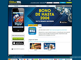 William Hill Casino móvil
